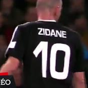 A 41 ans, Zinedine Zidane régale encore