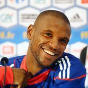 Eric Abidal Equipe de France