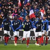 Les Bleus terminent bien 2018, malgré le froid et l'ennui