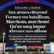 Angleterre-France : pourquoi il ne faudra pas rater la Marseillaise