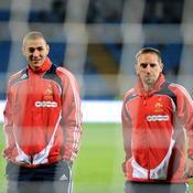 Franck Ribéry-Karim Benzema