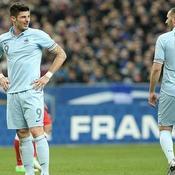 Benzema-Giroud, un duo désaccordé