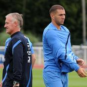 Didier Deschamps Karim Benzema