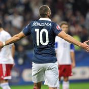 Benzema mis à l'écart mais pas définitivement