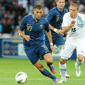 Karim Benzema France - Uruguay