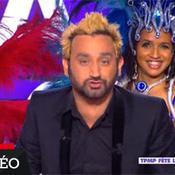 Bleus: pari tenu pour Hanouna, De Caunes et Miss Météo