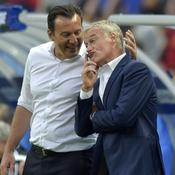 Didier Deschamps et Marc Wilmots