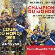 Coupe du monde : les cinq livres indispensables à mettre dans la bibliothèque