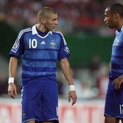 Karim Benzema-Thierry Henry