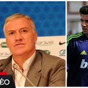 Deschamps à la presse: «Enzo Zidane ? Foutez-lui la paix»