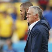 Deschamps a prévenu Benzema qui était «très, très triste»