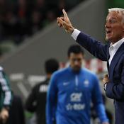Deschamps : «Content pour Giroud»