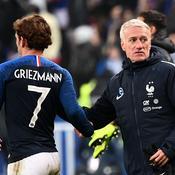 Didier Deschamps-Antoine Griezmann