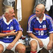 Deschamps et le sacre de Zidane : «C'est fabuleux»