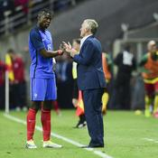 Paul Pogba et Didier Deschamps