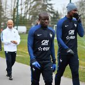 Deschamps: «Kanté n'a pas le même registre que Makelele»