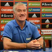Espagne-France Didier Deshamps