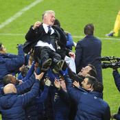 Didier Deschamps France-Ukraine