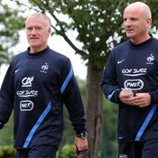 Didier Deschamps Equipe de France