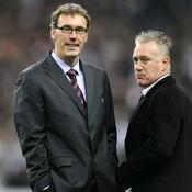 Didier Deschamps-Laurent Blanc