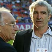Raymond Domenech Jean Pierre Escalettes