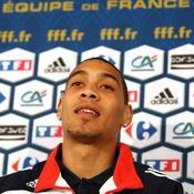 Guillaume Hoarau Equipe de France