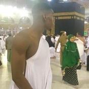 En pèlerinage à La Mecque, Paul Pogba adresse ses vœux pour le ramadan
