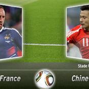 LIVE France - Chine