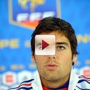 Yoann Gourcuff Equipe de France