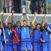 Les Bleuets vengent les grands en devenant champions d'Europe des moins de 19 ans