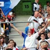 France-Allemagne en images