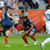 France-Angleterre en images