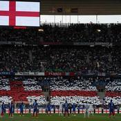 France-Angleterre : Le vibrant hommage du Stade de France aux victimes des attentats