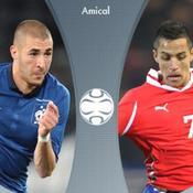 France-Chili en direct