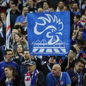 Les supporters des Bleus