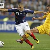France-Roumanie en images
