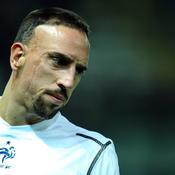 Franck Ribéry et l'Allemagne