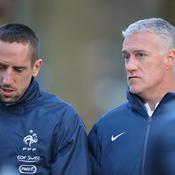 Ribéry: «J'aimerais avoir une discussion avec Deschamps»