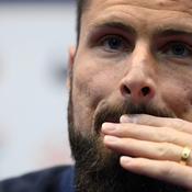 Giroud interrogé sur Benzema : «Je ne suis pas sélectionneur»