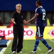 Raymond Domenech-Thierry Henry