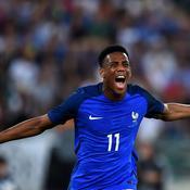 Italie-France : Martial retrouve son flair, la Squadra Azzurra perd de sa superbe