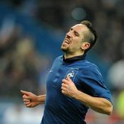 Franck Ribéry France - Belgique