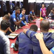 «Je veux voir des larmes de joie» : le discours vibrant de Pogba avant France-Croatie