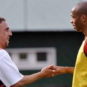 Thierry Henry/Franck Ribéry
