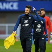 L'incertitude Olivier Giroud