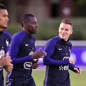 La France dans un probable 4-2-3-1 face à la Bulgarie