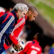 Raymond Domenech/Thierry Henry