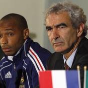 Thierry Henry-Raymond Domenech