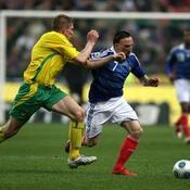Franck Ribéry France-Lituanie