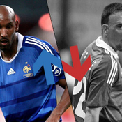 Nicolas Anelka-Franck Ribéry